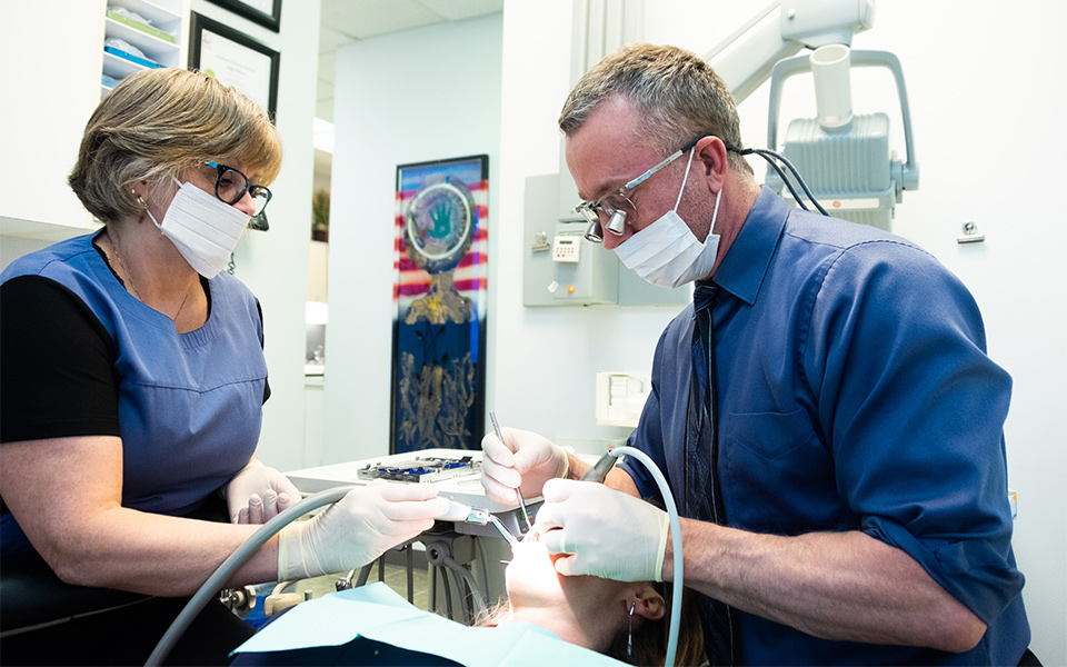 calgary family dental dr Charchuk